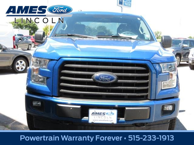2017 F-150 Super Cab 4x4 Pickup #73301 - photo 4