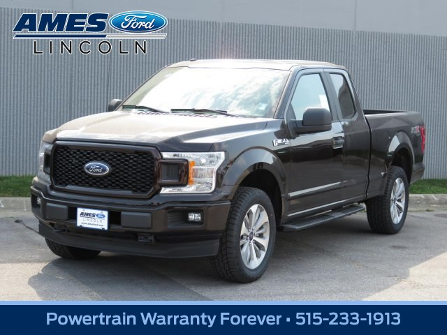 2018 F-150 Super Cab 4x4 Pickup #83012 - photo 1