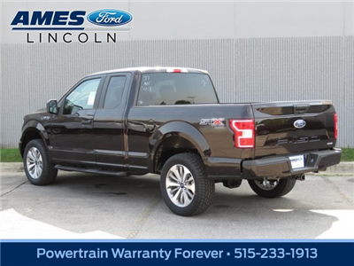 2018 F-150 Super Cab 4x4 Pickup #83012 - photo 2