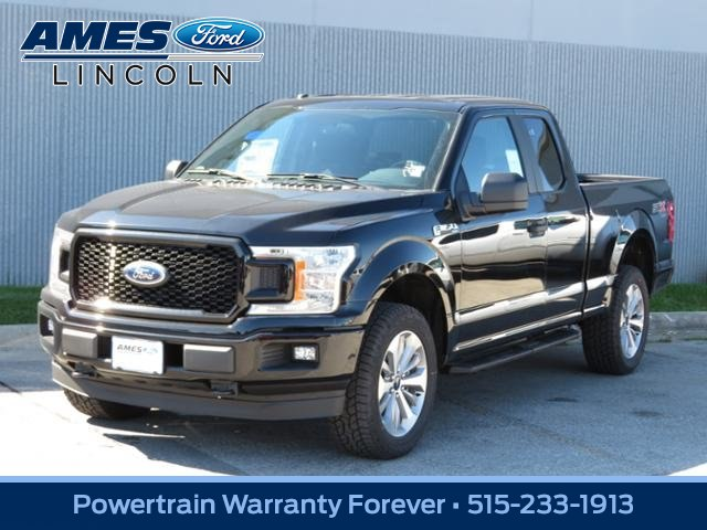 2018 F-150 Super Cab 4x4 Pickup #83023 - photo 1