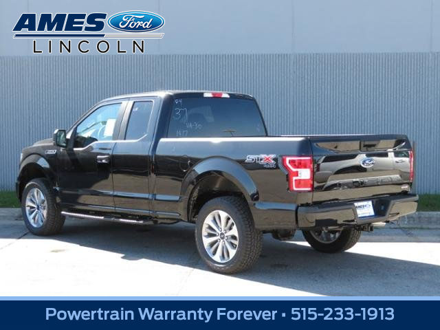 2018 F-150 Super Cab 4x4 Pickup #83023 - photo 2