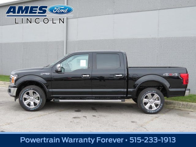 2018 F-150 Crew Cab 4x4 Pickup #83059 - photo 3