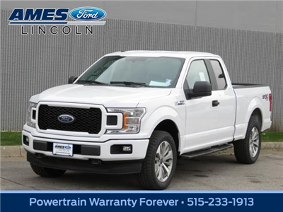 2018 F-150 Super Cab 4x4 Pickup #83061 - photo 1
