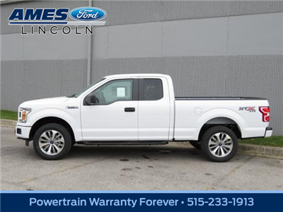 2018 F-150 Super Cab 4x4 Pickup #83061 - photo 3