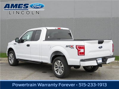 2018 F-150 Super Cab 4x4 Pickup #83061 - photo 2