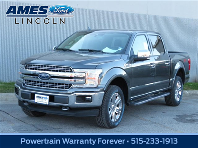 2018 F-150 Crew Cab 4x4 Pickup #83094 - photo 1