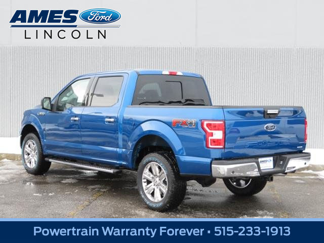 2018 F-150 Crew Cab 4x4 Pickup #83181 - photo 2