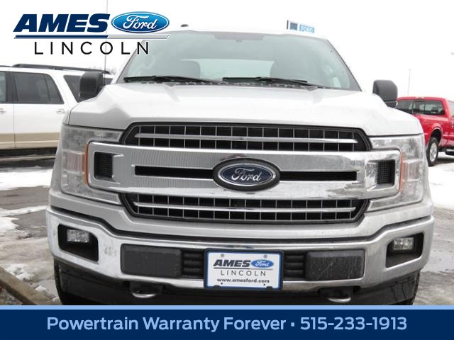 2018 F-150 Crew Cab 4x4 Pickup #83185 - photo 4