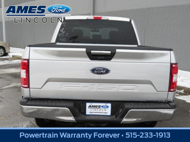 2018 F-150 Crew Cab 4x4 Pickup #83185 - photo 5