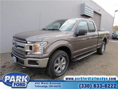 2018 F-150 Super Cab 4x4, Pickup #T006 - photo 1