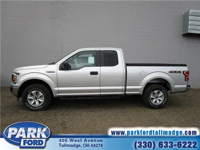 2018 F-150 Super Cab 4x4, Pickup #T017 - photo 3