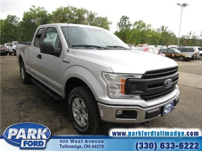 2018 F-150 Super Cab 4x4, Pickup #T017 - photo 5