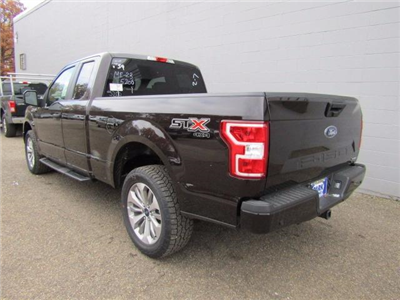 2018 F-150 Super Cab 4x4 Pickup #T019 - photo 2