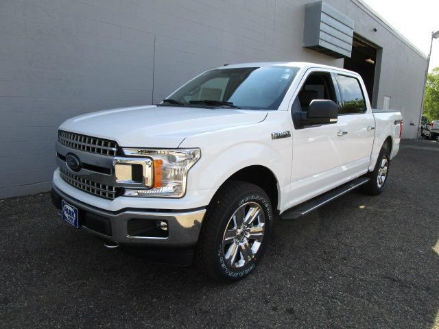 2018 F-150 Crew Cab 4x4 Pickup #T022 - photo 1