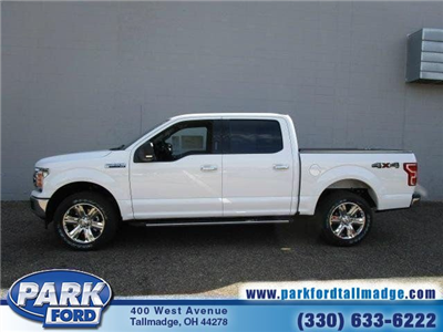 2018 F-150 Crew Cab 4x4, Pickup #T022 - photo 3