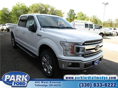 2018 F-150 Crew Cab 4x4, Pickup #T022 - photo 5