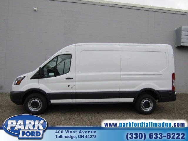 2018 Transit 250 Med Roof 4x2,  Empty Cargo Van #T053 - photo 3