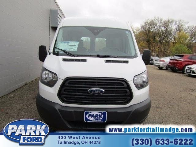 2018 Transit 250 Med Roof 4x2,  Empty Cargo Van #T053 - photo 4