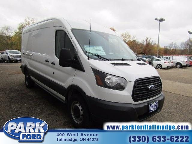 2018 Transit 250 Med Roof 4x2,  Empty Cargo Van #T053 - photo 5