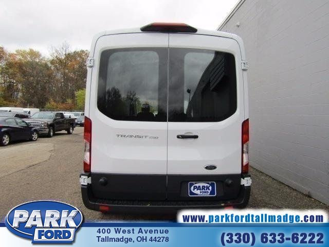 2018 Transit 250 Med Roof 4x2,  Empty Cargo Van #T053 - photo 7