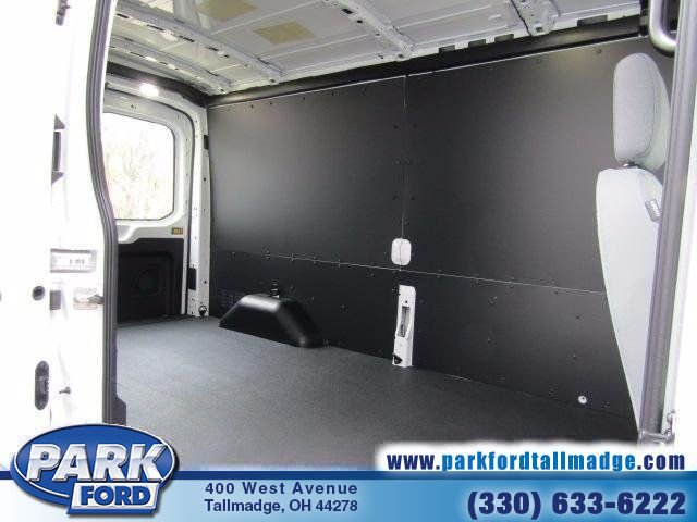 2018 Transit 250 Med Roof 4x2,  Empty Cargo Van #T053 - photo 9