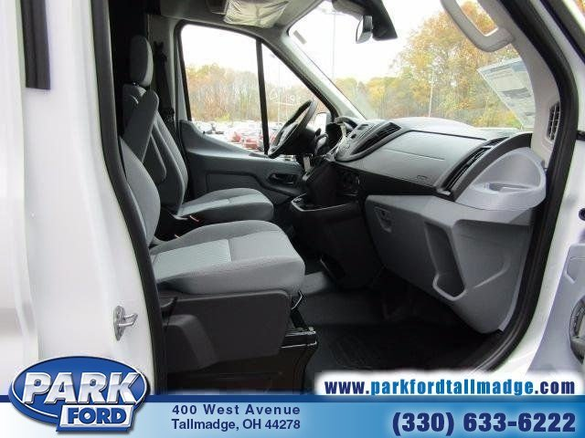 2018 Transit 250 Med Roof 4x2,  Empty Cargo Van #T053 - photo 12