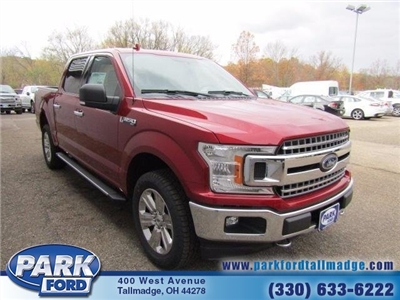 2018 F-150 Crew Cab 4x4, Pickup #T094 - photo 5