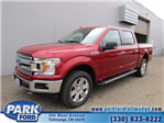 2018 F-150 Crew Cab 4x4, Pickup #T094 - photo 1