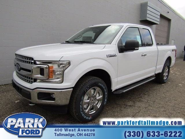 2018 F-150 Super Cab 4x4,  Pickup #T112 - photo 3