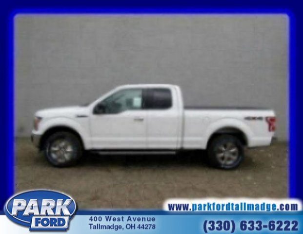 2018 F-150 Super Cab 4x4,  Pickup #T112 - photo 1