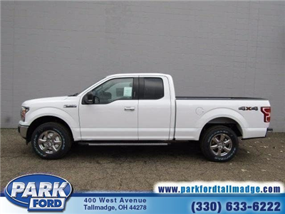 2018 F-150 Super Cab 4x4,  Pickup #T112 - photo 4