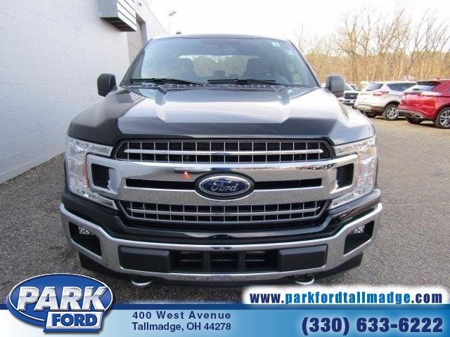2018 F-150 SuperCrew Cab 4x4,  Pickup #T119 - photo 4
