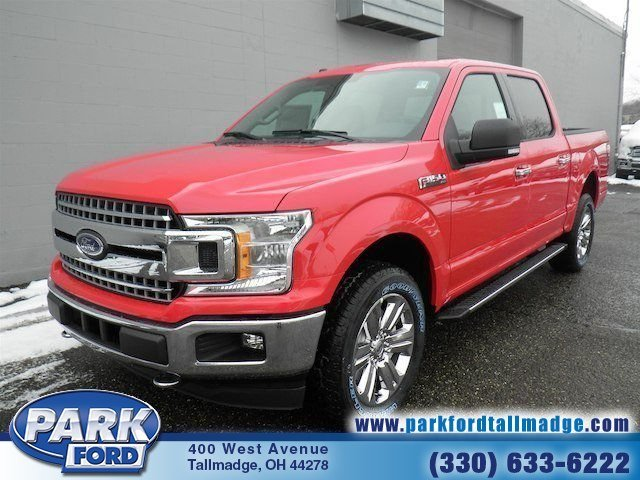 2018 F-150 SuperCrew Cab 4x4, Pickup #T211 - photo 1