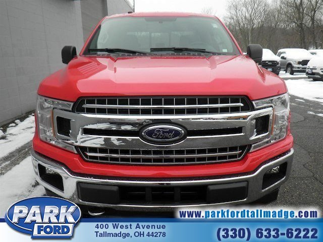 2018 F-150 SuperCrew Cab 4x4, Pickup #T211 - photo 4
