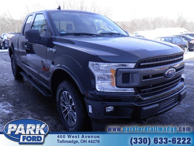 2018 F-150 Super Cab 4x4,  Pickup #T249 - photo 5