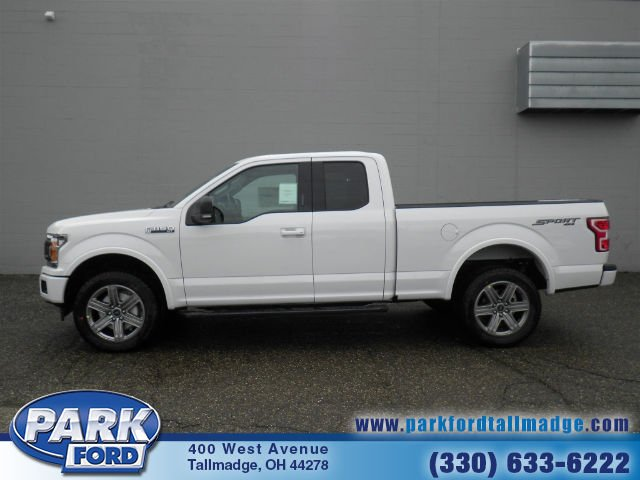2018 F-150 Super Cab 4x4,  Pickup #T264 - photo 4