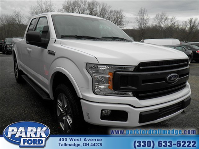 2018 F-150 Super Cab 4x4,  Pickup #T264 - photo 6