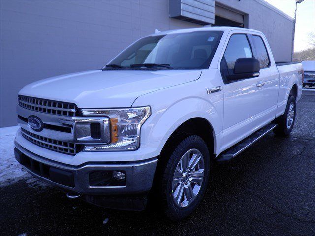 2018 F-150 Super Cab 4x4, Pickup #T271 - photo 1