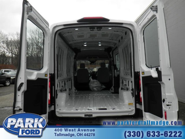 2018 Transit 250 Med Roof 4x2,  Empty Cargo Van #T347 - photo 2