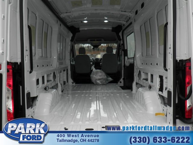 2018 Transit 250 Med Roof 4x2,  Empty Cargo Van #T347 - photo 10