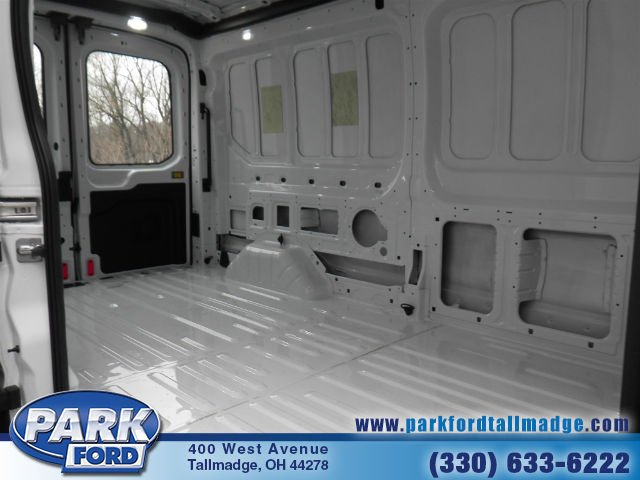 2018 Transit 250 Med Roof 4x2,  Empty Cargo Van #T347 - photo 11