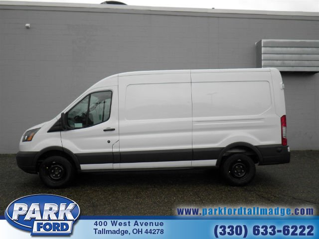 2018 Transit 250 Med Roof 4x2,  Empty Cargo Van #T347 - photo 3