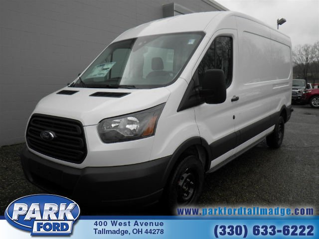 2018 Transit 250 Med Roof 4x2,  Empty Cargo Van #T347 - photo 4