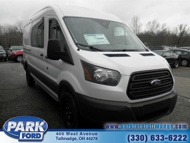 2018 Transit 250 Med Roof 4x2,  Empty Cargo Van #T347 - photo 6