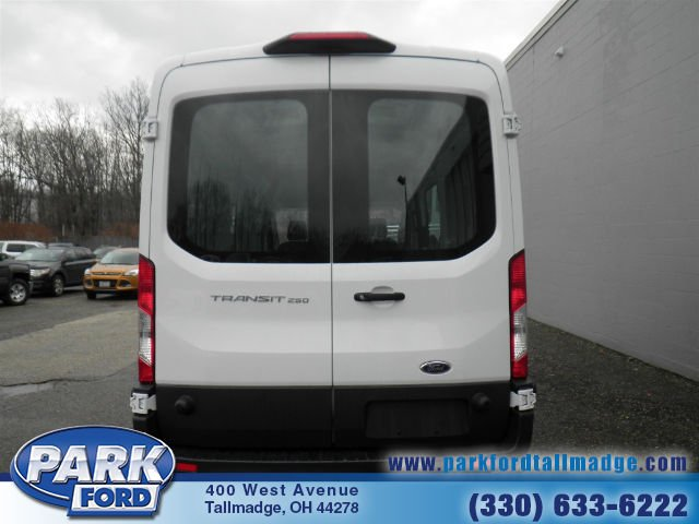 2018 Transit 250 Med Roof 4x2,  Empty Cargo Van #T347 - photo 8