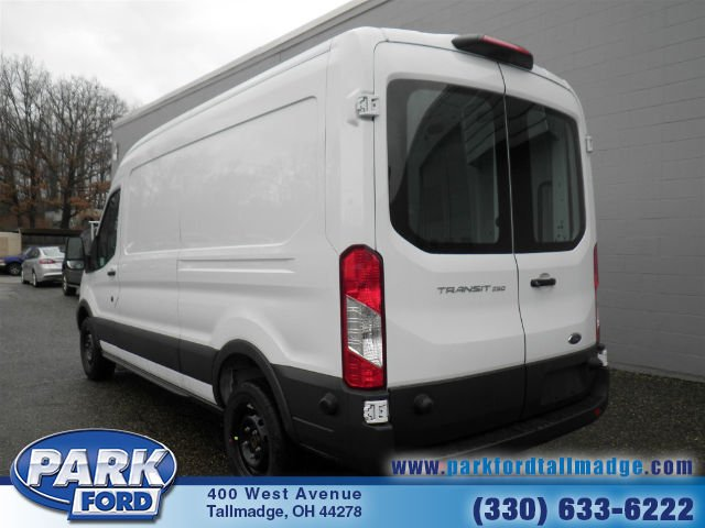 2018 Transit 250 Med Roof 4x2,  Empty Cargo Van #T347 - photo 9