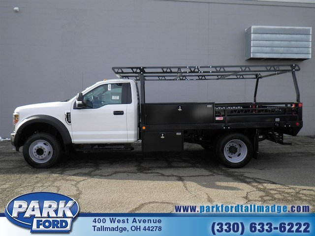 2018 F-450 Regular Cab DRW 4x2,  Freedom Contractor Body #T349 - photo 3