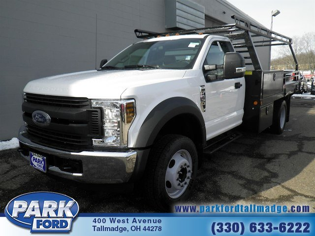 2018 F-450 Regular Cab DRW 4x2,  Freedom Contractor Body #T349 - photo 4