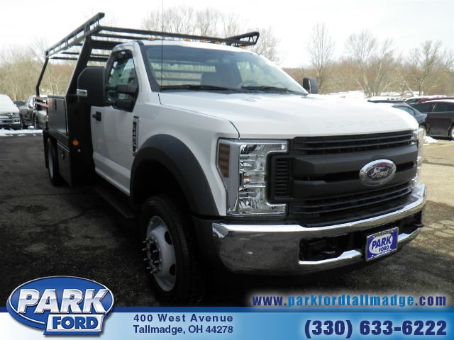 2018 F-450 Regular Cab DRW 4x2,  Freedom Contractor Body #T349 - photo 6