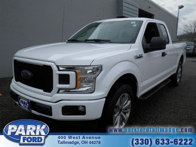 2018 F-150 Super Cab 4x4,  Pickup #T351 - photo 3